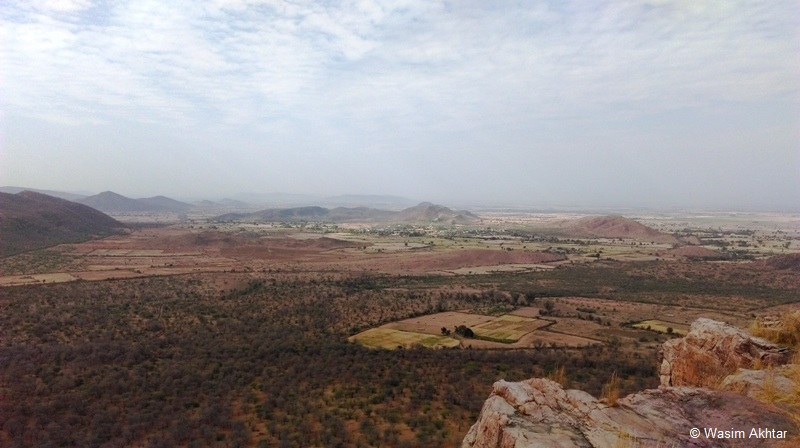 Stunning landscapes at zone 8 - Ranthambore