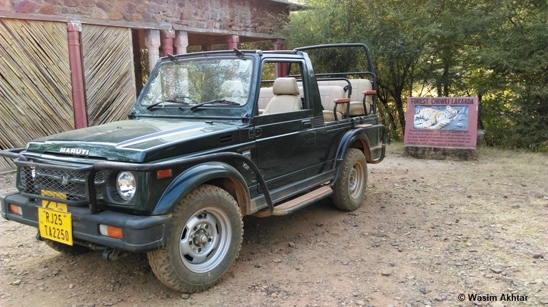 Ranthambore Jeep safari Tour