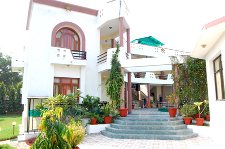 resorts in ranthambore