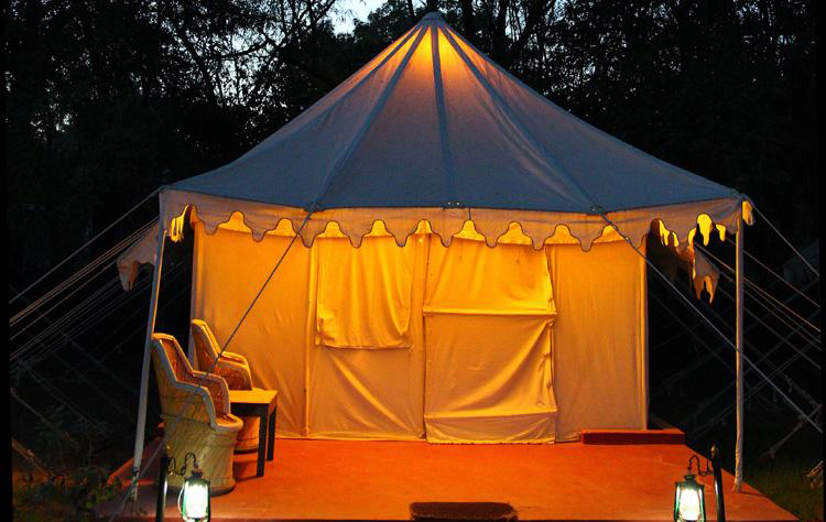 ranthambore Tented Camps Jungle View Resort